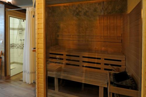 Spa and/or other wellness facilities at Hotel Wilhelm