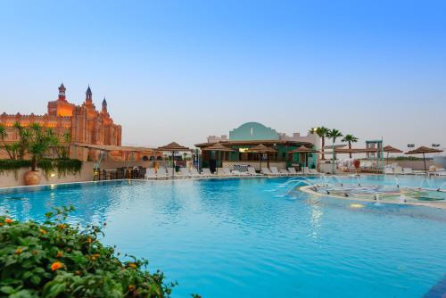 The swimming pool at or near Herods Boutique Eilat a Premium collection by Fattal Hotels