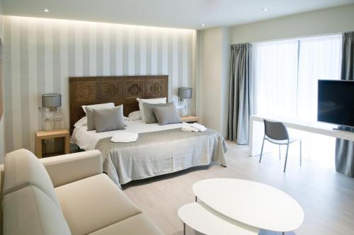 Una habitación en Serennia Exclusive Rooms