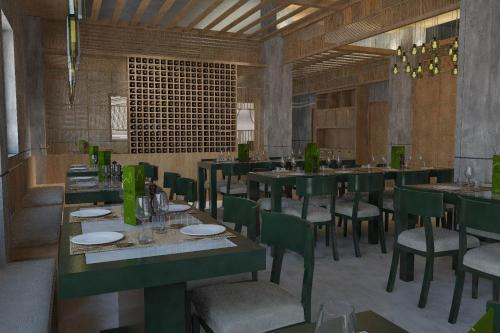 Ristorante o altro punto ristoro di Hotel La Casa Del Pellegrino