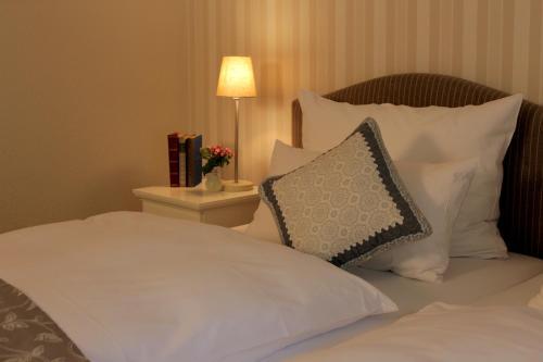 Ein Bett oder Betten in einem Zimmer der Unterkunft Haus Geistmeier