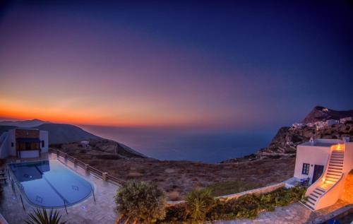 Anemousa Hotel Chora Folegandros, Greece