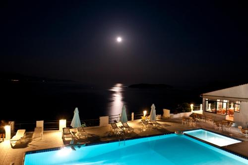 The swimming pool at or near Skiathos Club Hotel & Suites