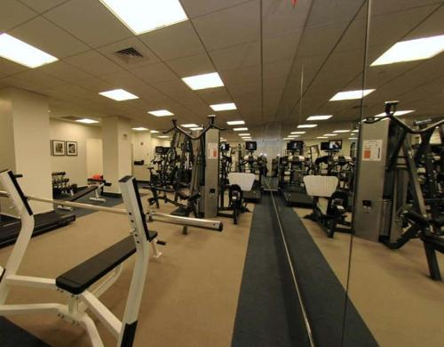 The fitness center and/or fitness facilities at The Sherry Netherland
