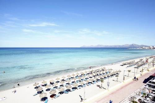 Plaża w hotelu lub w pobliżu