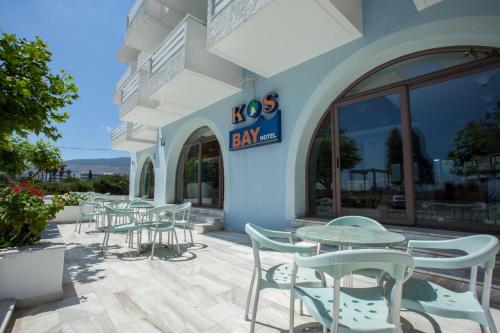 Εστιατόριο ή άλλο μέρος για φαγητό στο Kos Bay Hotel