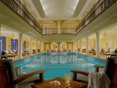 The swimming pool at or near Terelj Hotel & Spa