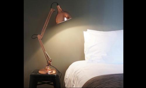 Cama o camas de una habitación en Alberti - Bed & Bike