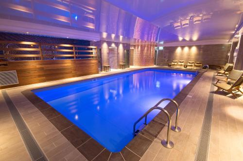 The swimming pool at or close to Ilsington Country House Hotel & Spa
