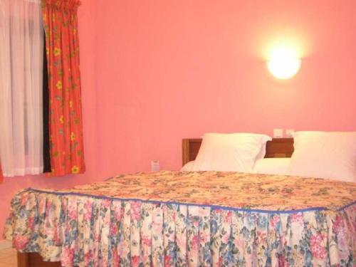 Un ou plusieurs lits dans un hébergement de l'établissement Residence Saint-Jacques Bord de Mer