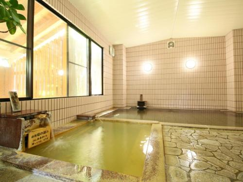 The swimming pool at or close to Hotel Yume-no-yu