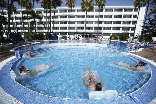 The swimming pool at or near Playa Del Sol - Adults Only