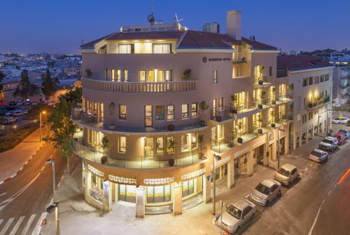 Margosa Boutique Hotel Tel-Aviv Jaffa