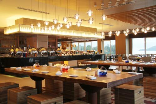 A restaurant or other place to eat at Grandis Hotels and Resorts