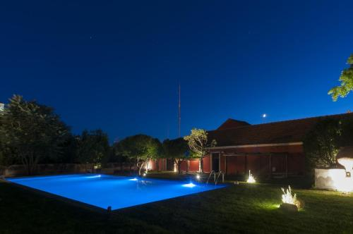 A piscina em ou perto de Palacete da Real Companhia do Cacau - Royal Cocoa Company Palace