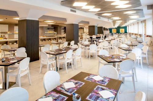 Εστιατόριο ή άλλο μέρος για φαγητό στο Hotel Da Vinci