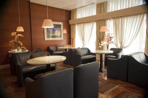 Area soggiorno di Hotel Europa