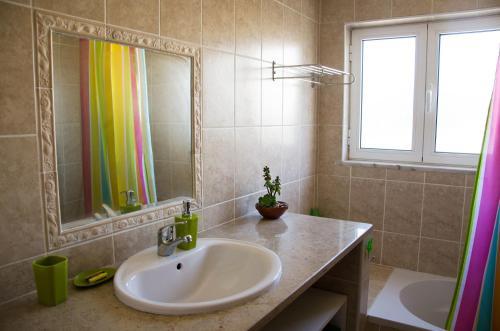 A bathroom at Casa Ardomar