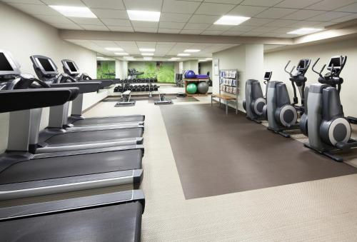 The fitness center and/or fitness facilities at The Westin San Francisco Airport