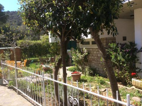 A balcony or terrace at Hotel Edera