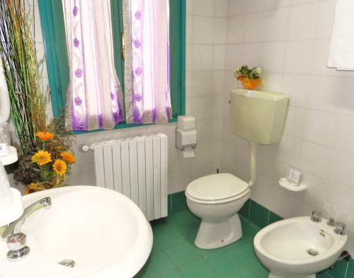 Bagno di Hotel Rurale Canneviè