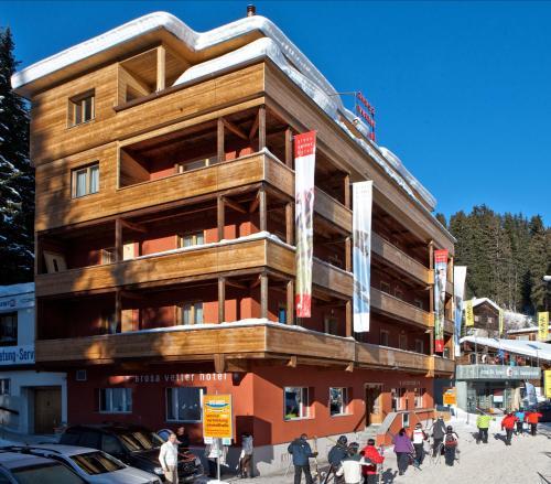 Arosa Vetter Hotel Arosa, Switzerland