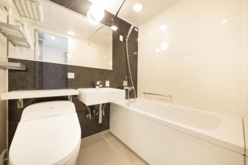 A bathroom at Richmond Hotel Premier Asakusa International
