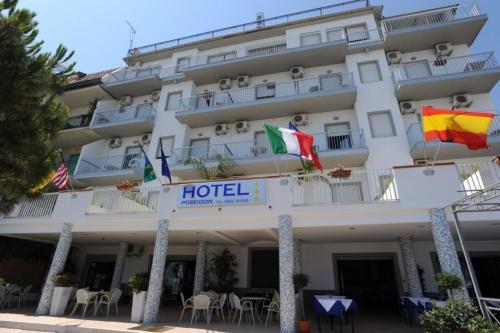Hotel Poseidon Corigliano Calabro, Italy