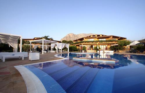The swimming pool at or near Magaggiari Hotel Resort