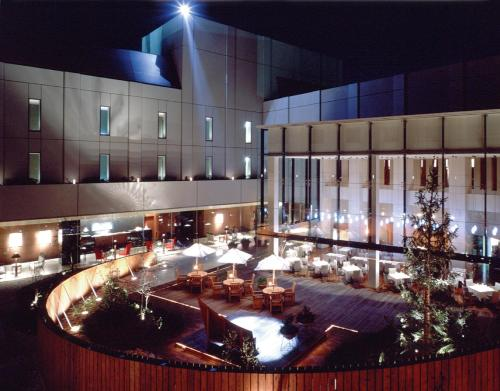 A restaurant or other place to eat at Hotel Molino Shin Yuri