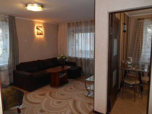 Гостиная зона в Апартаменты на Ул. Черняховского 18