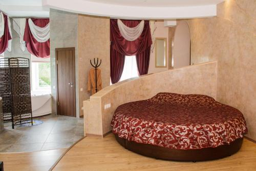 Кровать или кровати в номере Guest house Annino