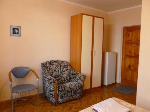Гостиная зона в Отель Эвкалипт