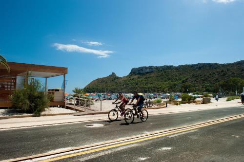 Biking at or in the surroundings of Hotel Villa Sveva