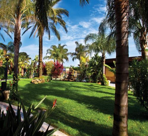 Giardino di Hotel San Luca