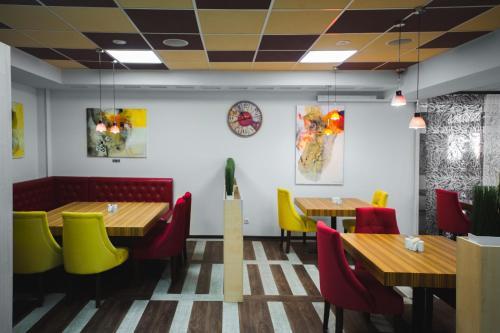 Ресторан / где поесть в Аrt-Volzhskiy