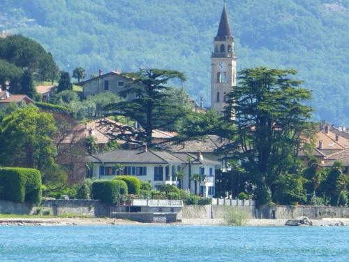Piscine de l'établissement Residence Leggeri ou située à proximité