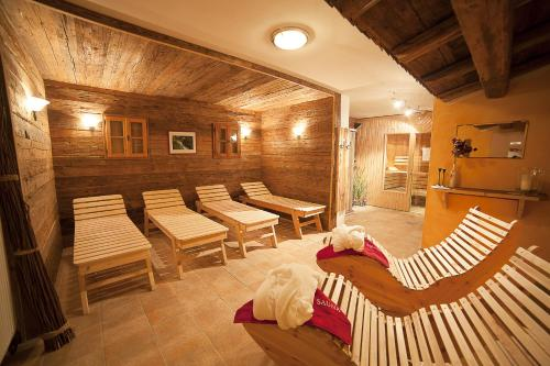 Spa and/or other wellness facilities at Urlaubsland Sonnfeld