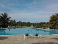 The swimming pool at or near Hotel do Bosque ECO Resort