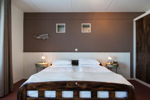Hébergement de l'établissement Strandhotel Noordzee