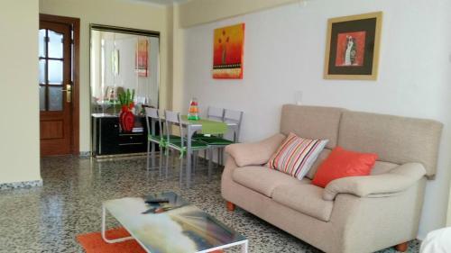 Zona de estar de Apartamento Jose Maria Corona