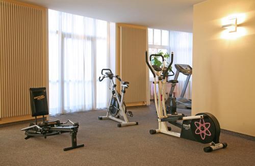 Salle ou équipements de sports de l'établissement Hotel Royal