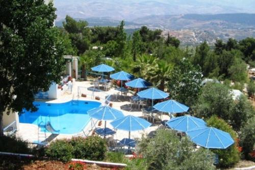 A view of the pool at Olive Branch Hotel or nearby
