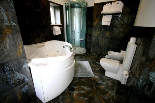 Kúpeľňa v ubytovaní Villa Alberta