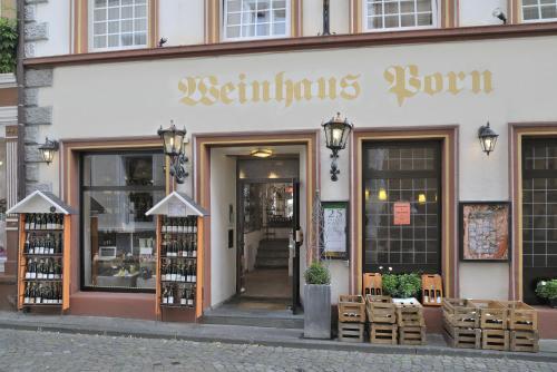 Rieslinghaus Bernkastel (ehm.Weinhaus Porn)