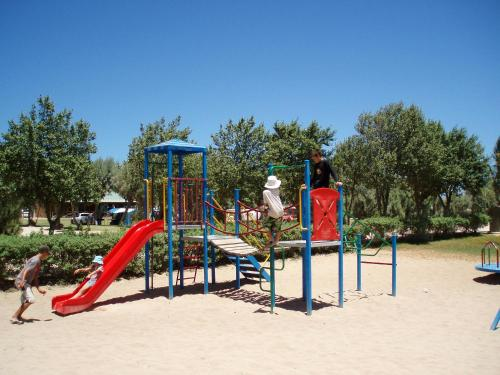 Children's play area at Ningaloo Coral Bay – Bayview