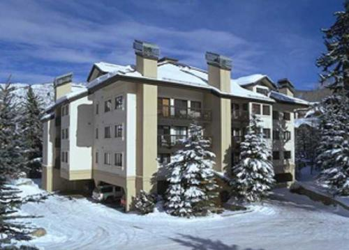 Townsend Place during the winter