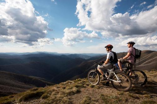 Biking at or in the surroundings of Gundanora