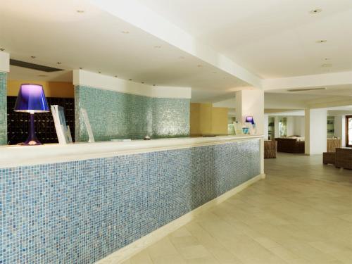 Hall o reception di Porto Kaleo Resort