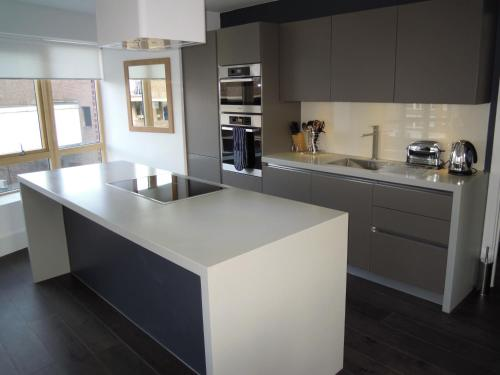 A kitchen or kitchenette at Clerkenwell One